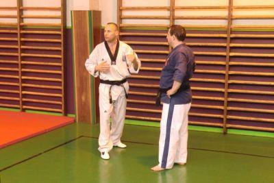 points vitaux / de pressions - taekwondo hapkido olivier lehuby